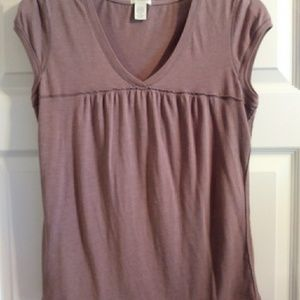 Purple Maurices top